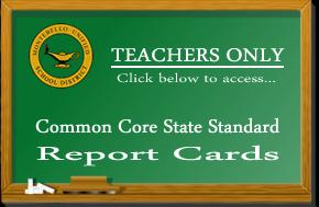 Common Core State Standards Report Cards